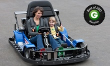 Go-Kart Ride and Round of Mini Golf for Two or Four at Zuma Fun Center (Up to 50% Off)