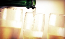 $12 for Champagne and Dark-Chocolate Souffl for Two at Barrel 33 ($24.75 Value)