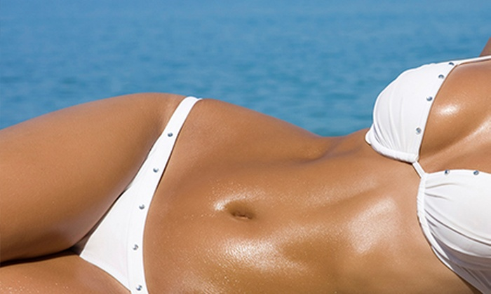 The Fish Bowl - Willerby: Full-Body Spray Tan: One (£8), Two (£15) or Three (£21) at The Fish Bowl (Up to 65% Off)