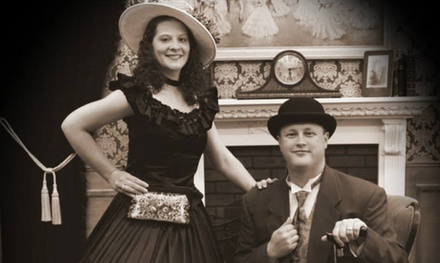 "$20 for a Photo Shoot for Up to 10 and an 8""x10"" Print at Buster's Old Time Photos ($70 Value)"