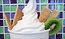 Five Frozen-Yogurt Treats with Toppings or $5 for $10 Worth of Frozen Yogurt at Sweet Tree Yogurt