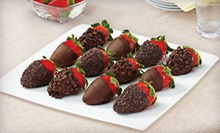 Chocolate-Dipped Fruit and Edible Bouquets from Edible Arrangements (Half Off). Two Options Available.
