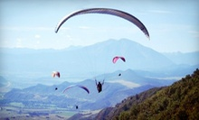 Two-Hour Intro to Paragliding Course and Tandem Flight for One or Two from Adventure Paragliding (Up to 54% Off)