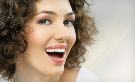 $99 for Teeth Whitening with Remineralizing and Desensitizing Gel at White Done Right Teeth Whitening ($367 Value)