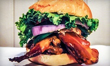 Southern Food and Burgers at Frisco City Grill (Half Off). Two Options Available.