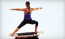 5 or 10 Surf-Inspired Workout Classes at SurFit Arizona (Up to 75% Off) 