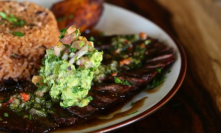 Colombian Food at Chupitos NJ (Up to 47% Off). Two Options Available.