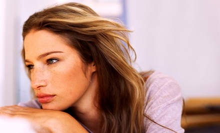 Keratin or Cut and Color Packages at J's Personal Touch Hair Salon (Up to 75% Off). Five Options Available.