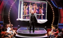 Nathan Burton Comedy Magic Show for One Child, One Adult, or Four Adults or Children at Saxe Theater (Up to 69% Off)