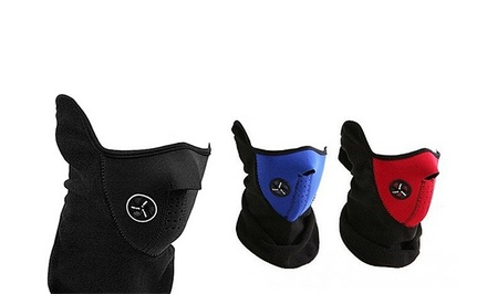 2-Pack of Fleece Ski Masks