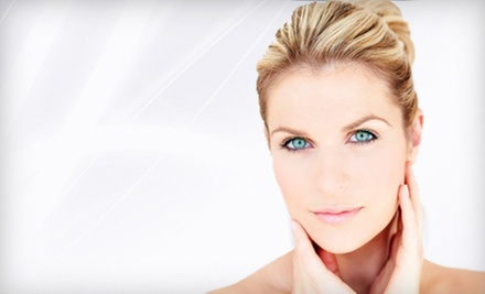 One or Three LED Light Treatments and Custom Facials at Re|You MedSpa (Up to 74% Off)