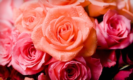 A Dozen Roses in a Box or Vase at Avalon Park Florist (Up to 57% Off)
