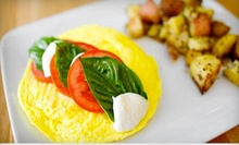 $10 for $20 Worth of Breakfast, Brunch, and Lunch at Bakin' & Eggs