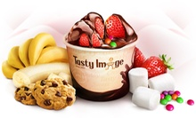 $10 for Four $5 Vouchers for Chocolate Fun-Do and Treats at Tasty Image ($20 Total Value)