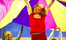 Kids' SkyCamp at Sky Zone (Up to 61% Off). Five Sessions Available.