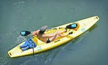 Sit-on-Top Kayak Trip for One, Two, or Four from Urban Currents (Up to 55% Off)