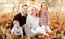 30-Minute Family Photo Session for Up to Five with Prints or Holiday Cards from Ultra-spective (Up to 78% Off)