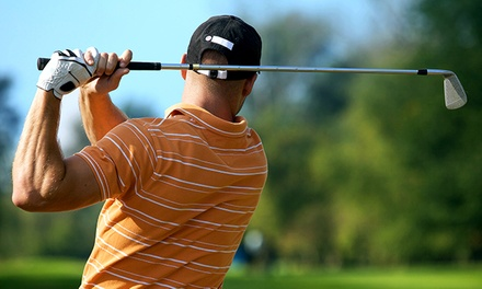 Round of Golf for Two with Range Balls, or Unlimited Membership at Hope Golf Club (Up to 50% Off)