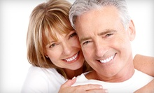 Dental-Implant Packages with Crown and Regular or Custom Abutment from Dr. Pablo Fernandez DDS (Up to 51% Off)