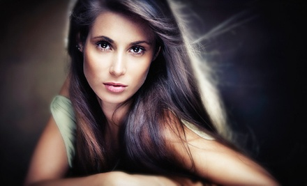 One, Two, or Three Keratin Hair-Straightening Treatments at Sammy's Salon, Spa, and Tanning (Up to 68% Off)