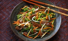$30 for $70 Worth of Asian Cuisine at Shanghai Broadway 