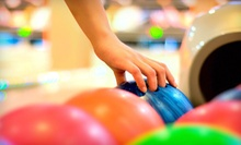 Bowling for Four or Bowling for Two with Pitcher of Beer at Fort Walton Beach Bowl (Up to 71% Off)