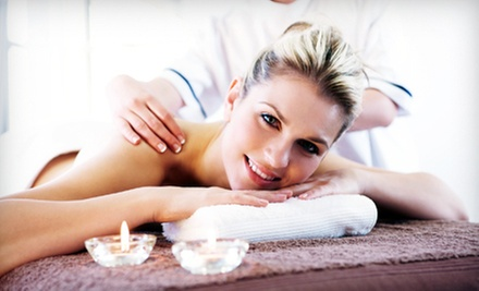Basic, Premier, or Platinum Spa Package with Facial and Massage at New Image New Life Spa (Up to 65% Off)