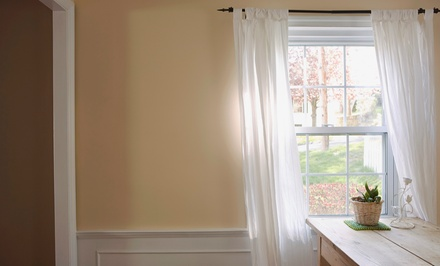 Exterior Window Cleaning for 20 or 40 Windows from Cactus Window Cleaning (Up to 74% Off)