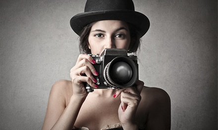 Instituto Multimédia — Baixa: workshop de fotografia para uma ou duas pessoas desde 29€