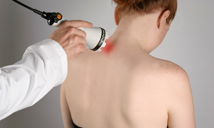 Consultation, Exam, and One or Three Chiropractic Laser Treatments at Pain Laser Clinic (Up to 78% Off)