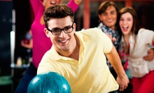 Bowling and Refreshments for Two, Four, or Eight at Shoreview Lanes (Up to 57% Off)