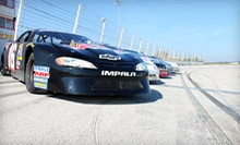 Racing Experience or Ride-Along at Rusty Wallace Racing Experience (Up to 51% Off).