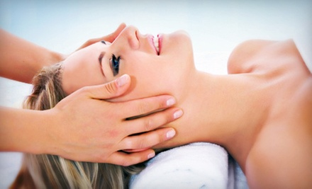60-Minute Advanced Facial, 60-Minute Reflexology Massage, or Both at Great Plains Spa (Up to 54% Off)