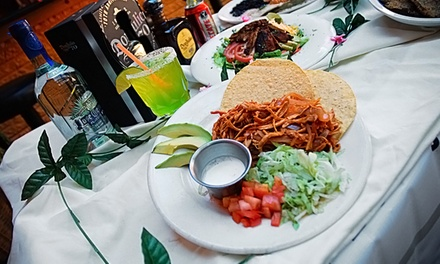 Mexican Food and Drinks or Cinco de Mayo Meal for Two or Four at Zocalo Restaurant & Bar (44% Off)