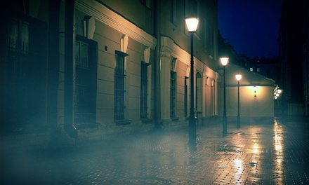 Paranormal Investigation Tour for Two or Four from The Plymouth Night Tour (Up to 58% Off)