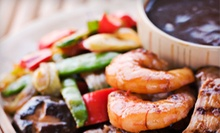 $20 for $40 Worth of Asian Cuisine for Dinner at Tenka Asian Bistro and Hibachi