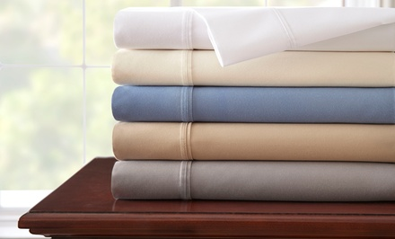 1,000-Thread-Count De Luxe Collection Sheet Set from $49.99–$59.99