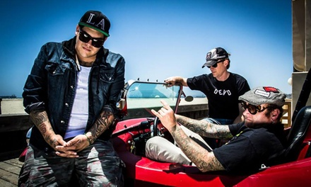 Sublime with Rome Concert Package at Dome at  Oakdale on August 10 at 7:30 p.m. (Up to 54% Off)