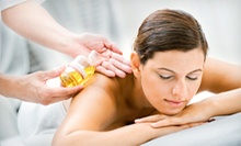 60-Minute Therapeutic Massage or Chiropractic Exam and Adjustments at Chinese Medicine Clinic, Inc (Up to 74% Off)
