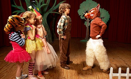 One or Three Acting or Musical-Theater Classes at Children's Acting Academy (Up to 64% Off)