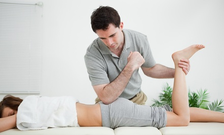 Chiropractic Package with One or Three Followup Treatments at Solon Spine & Wellness Center (Up to 79% Off)