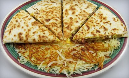 $15 for $30 Worth of Diner Food at Secret Recipes Family Dining