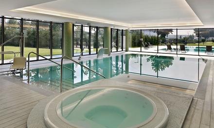 Meliá Braga Spa: circuito de águas para duas pessoas por 16,90€ e com spa jet e massagem de relaxamento por 59,90€