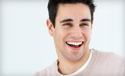 $39 for an Exam, X-rays, Cleaning, and a $75 Credit Toward Future Services from Russell H. Masunaga, DDS ($350.39 Value)