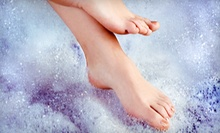 Laser Nail-Fungus Treatment for One or Both Feet at A Gold Coast Foot Clinic (Up to 73% Off)