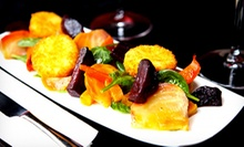 French Cuisine at Caché Bistro & Lounge (Up to 51% Off). Two Options Available.