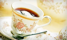 Tea with Sandwiches and Treats for Two or Four at McKenna's Tea Cottage (Up to 54% Off)