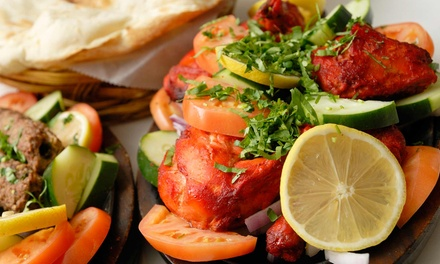 Indian Lunch Buffet for Two or $17 for $30 Worth of Dinner at India's Kitchen (Up to 43% Off)