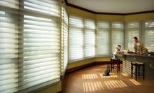 $99 for $250 Toward Window Fashions with an In-Home Consultation from Supershade