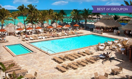 Stay at Newport Beachside Hotel & Resort in Sunny Isles, FL, with Dates into May
